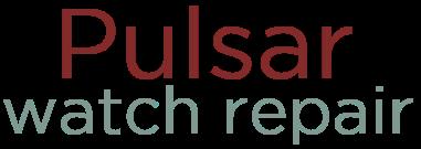 Pulsar Watch Repair
